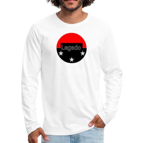 Legado - Camiseta de manga larga premium hombre