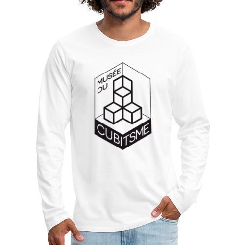 muse e du cubitsme - T-shirt manches longues Premium Homme