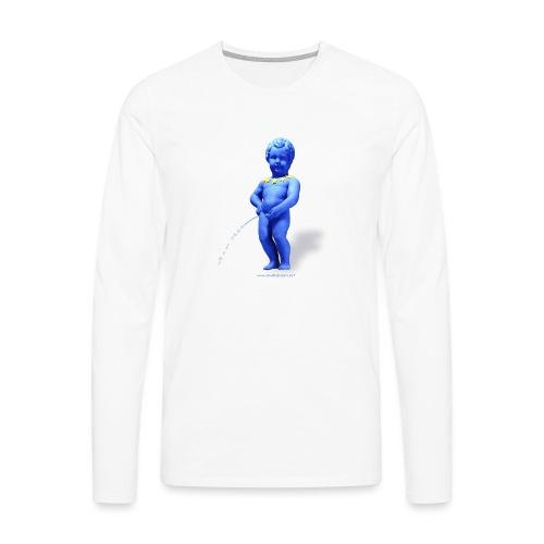 EUROPA mannekenpis ♀♂ | Enfant - T-shirt manches longues Premium Homme