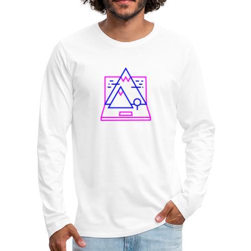 worklife - Männer Premium Langarmshirt