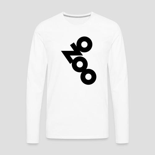 NO ZOO - Männer Premium Langarmshirt