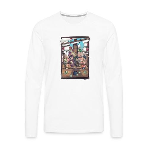 les pirates - T-shirt manches longues Premium Homme