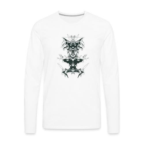 Magnoliids - Men's Premium Longsleeve Shirt