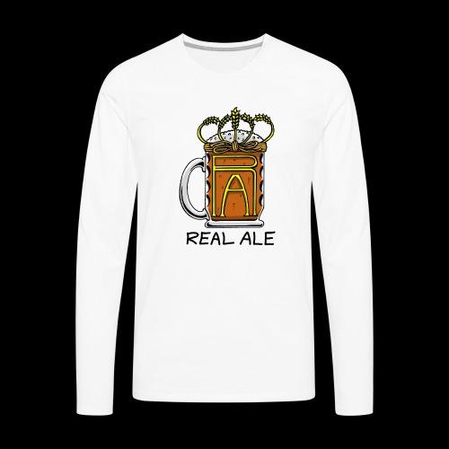 Real Ale - Men's Premium Longsleeve Shirt