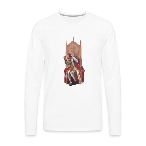 Fernando El Católico (Enamorado) - Camiseta de manga larga premium hombre