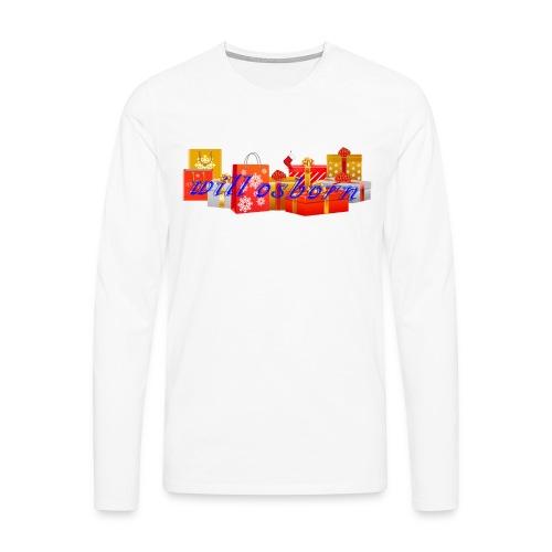 will osborn Christmas Gifts - Men's Premium Longsleeve Shirt