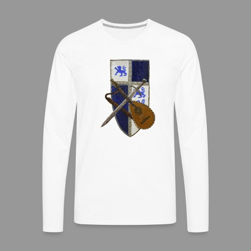 vonardingen_wappen - Männer Premium Langarmshirt