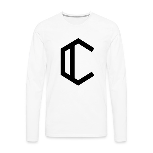 C - Men's Premium Longsleeve Shirt