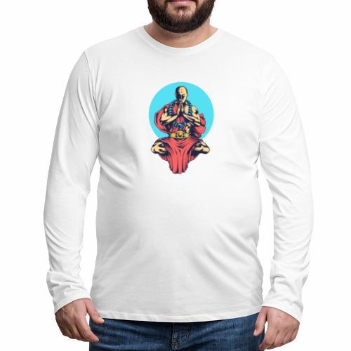 Inner Peace Inner Peace Gift Idea - Men's Premium Longsleeve Shirt