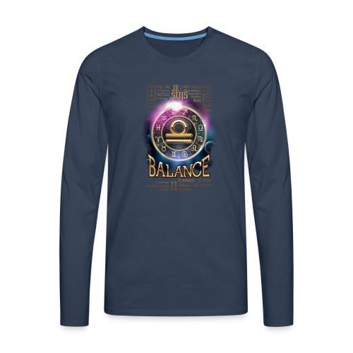 BALANCE - T-shirt manches longues Premium Homme