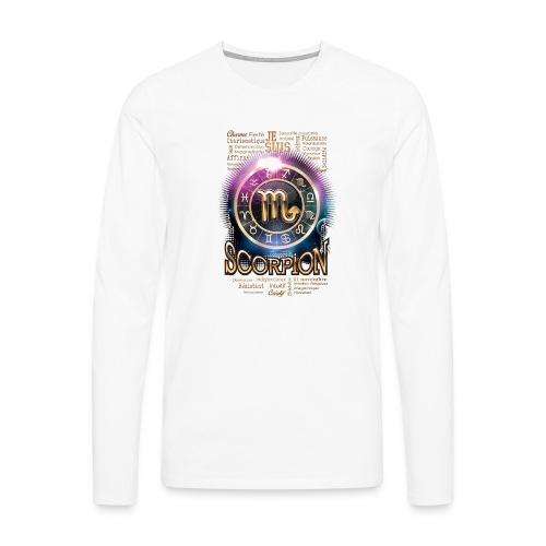 SCORPION - T-shirt manches longues Premium Homme