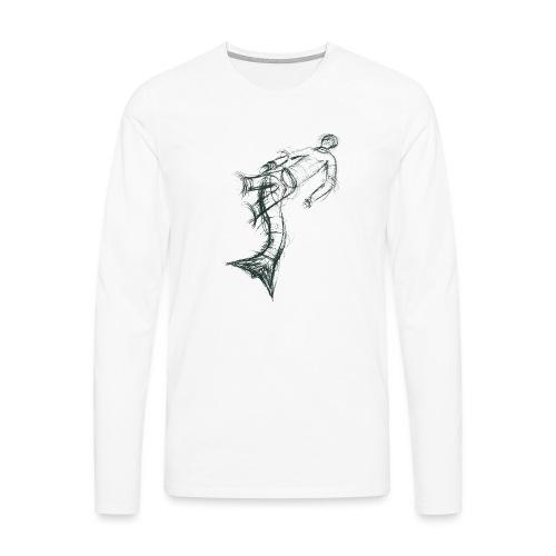 Aquarius - Men's Premium Longsleeve Shirt