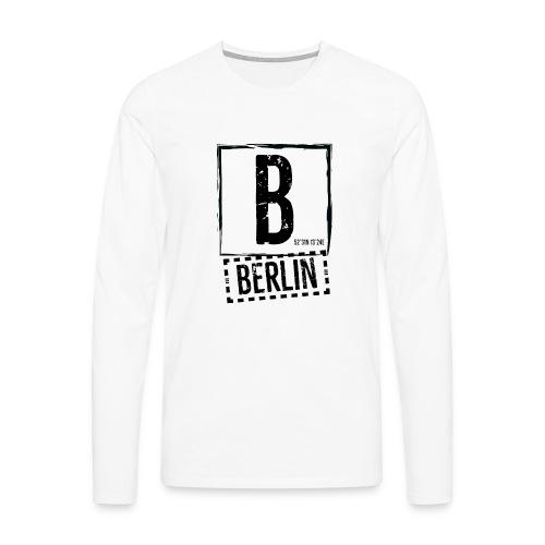 Berlin - Men's Premium Longsleeve Shirt