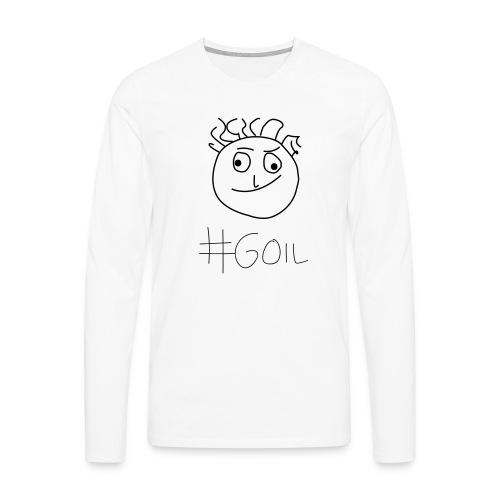 #Goil - Männer Premium Langarmshirt