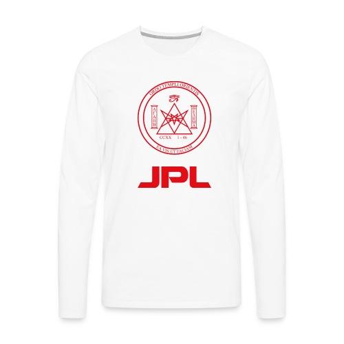 Synical Space - Men's Premium Longsleeve Shirt
