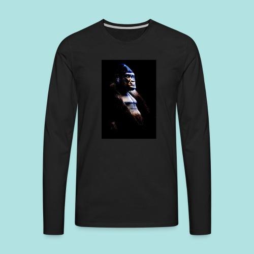 Respect - Men's Premium Longsleeve Shirt