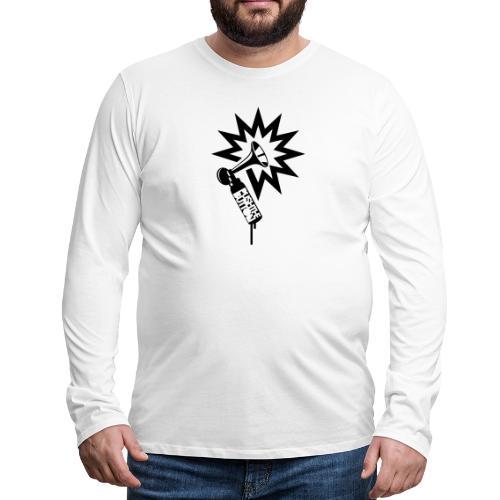 PTB Horn - Men's Premium Longsleeve Shirt