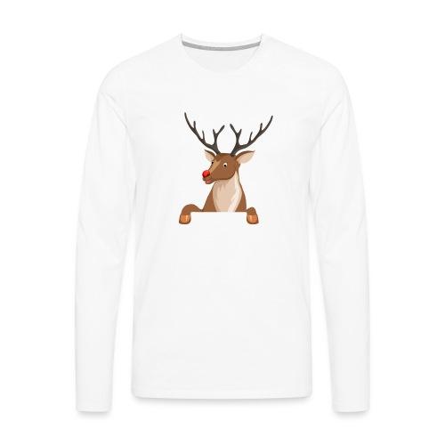 Caribou 6 - T-shirt manches longues Premium Homme