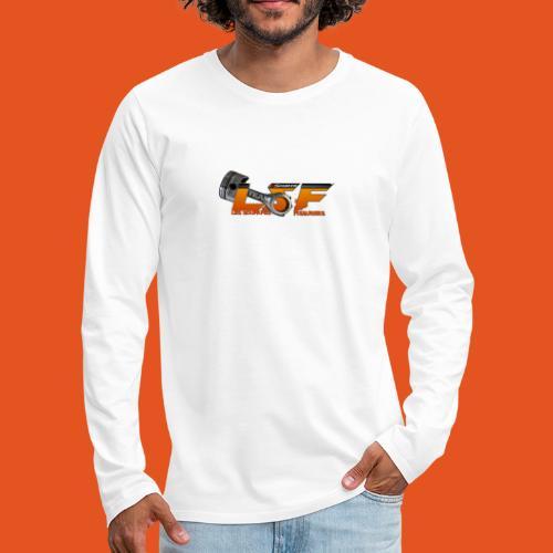 LSFlogo - T-shirt manches longues Premium Homme