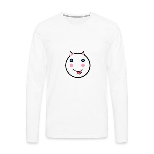 Alf The Cat - Men's Premium Longsleeve Shirt