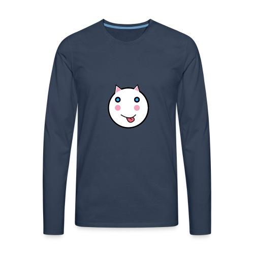 Alf Cat | Alf Da Cat - Men's Premium Longsleeve Shirt