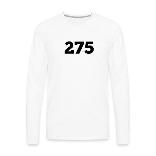 275 - Men's Premium Longsleeve Shirt