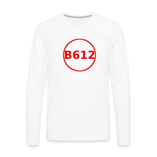 b612 png - Maglietta Premium a manica lunga da uomo