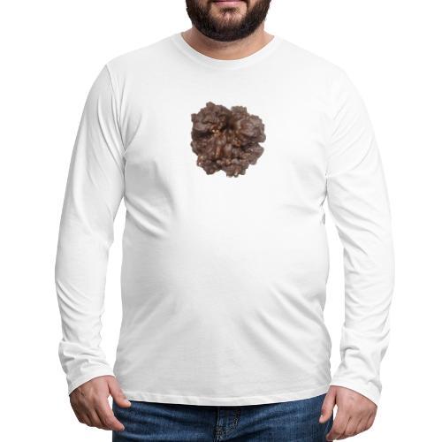 Pindarotsje - Mannen Premium shirt met lange mouwen