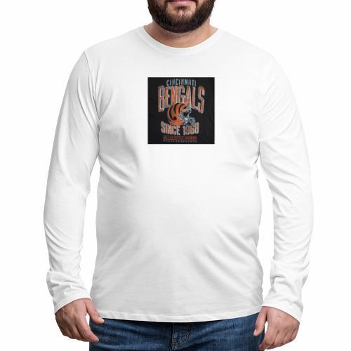 American fotboll, Chicago Bears - Långärmad premium-T-shirt herr