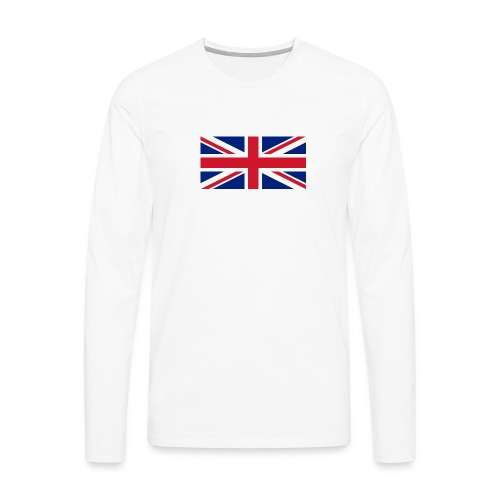 United Kingdom - Men's Premium Longsleeve Shirt
