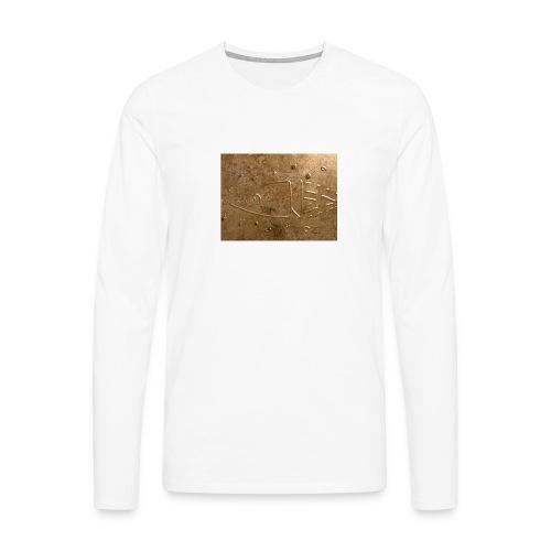 nave - Camiseta de manga larga premium hombre