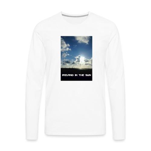IRELAND IN THE SUN 2 - Men's Premium Longsleeve Shirt