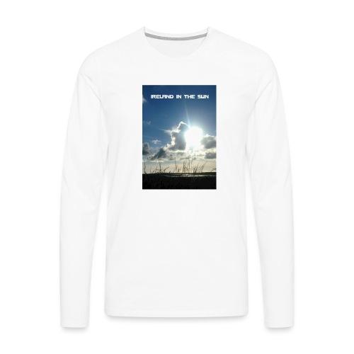 IRELAND IN THE SUN - Men's Premium Longsleeve Shirt