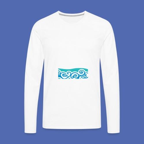tumblr_mq3jgqKG4D1s1g1gio10_1280-jpg - Maglietta Premium a manica lunga da uomo