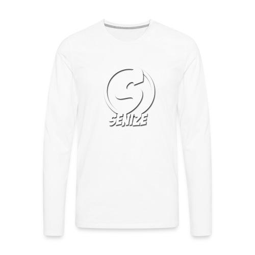 Senize voor vrouwen - Mannen Premium shirt met lange mouwen