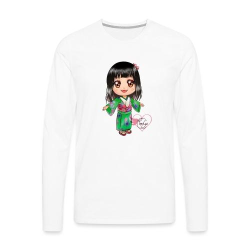 Rosalys crossing - T-shirt manches longues Premium Homme