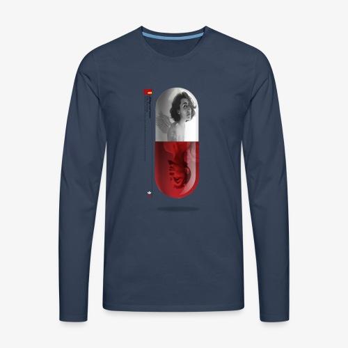 capsula - Camiseta de manga larga premium hombre