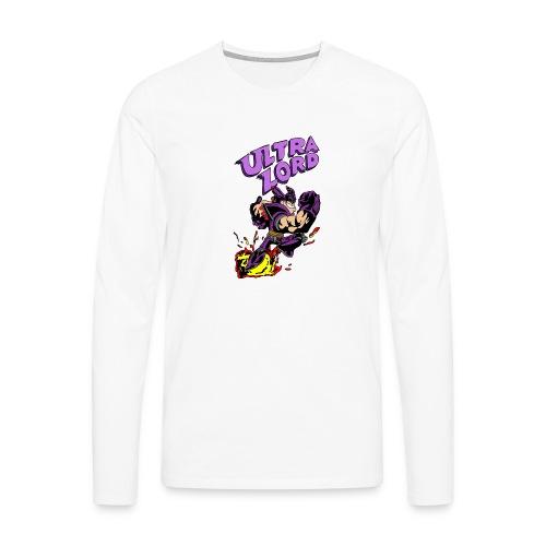 Sheen s Ultra Lord - Miesten premium pitkähihainen t-paita