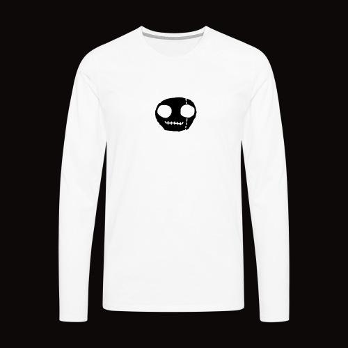 doll - Långärmad premium-T-shirt herr