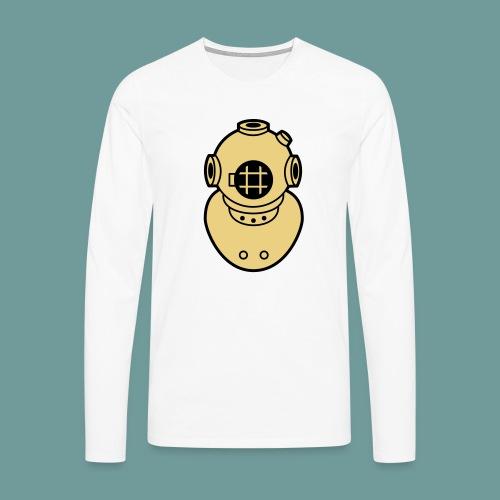 scaph_02 - T-shirt manches longues Premium Homme