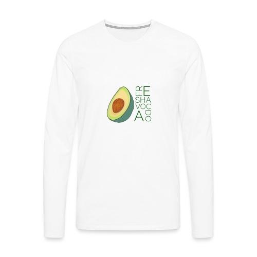 FRESHAVOCADO - Men's Premium Longsleeve Shirt