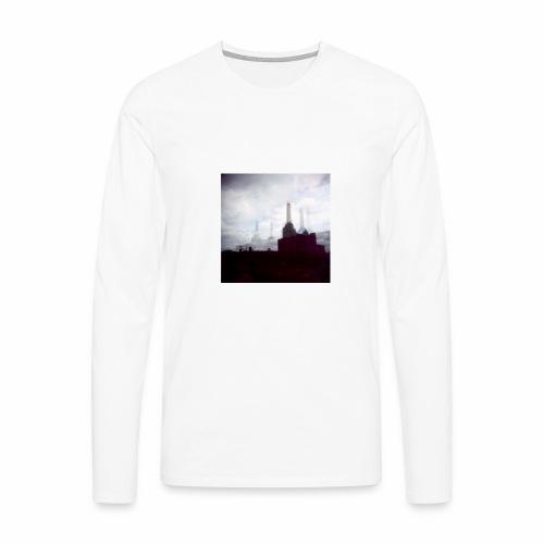 Original Artist design * Battersea - Men's Premium Longsleeve Shirt