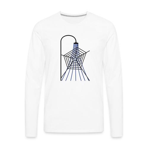 Web-Brauser - Männer Premium Langarmshirt