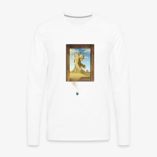 Sand - Camiseta de manga larga premium hombre