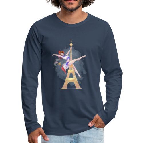 Pole Dance Marianne - Men's Premium Longsleeve Shirt