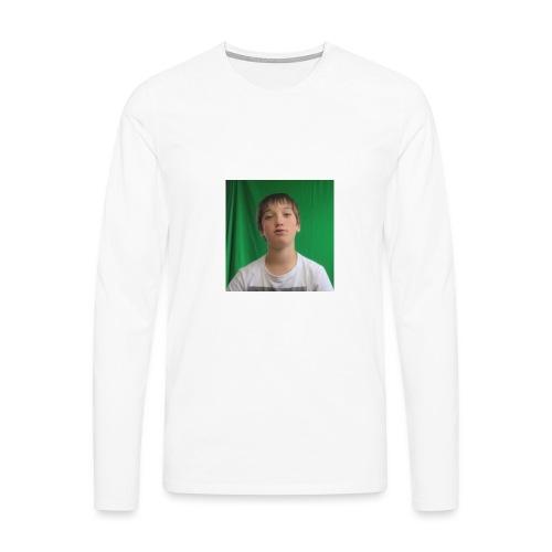 Game4you - Mannen Premium shirt met lange mouwen