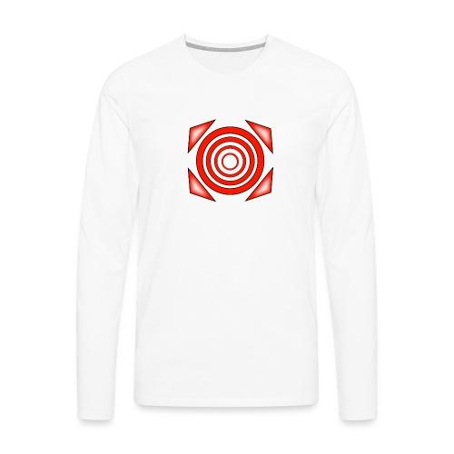 dizzy - Miesten premium pitkähihainen t-paita