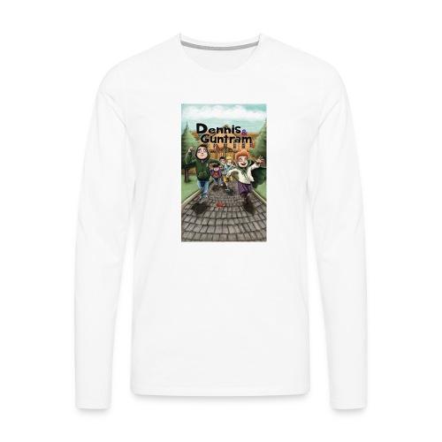DuG-Band1-Kurztitel - Männer Premium Langarmshirt