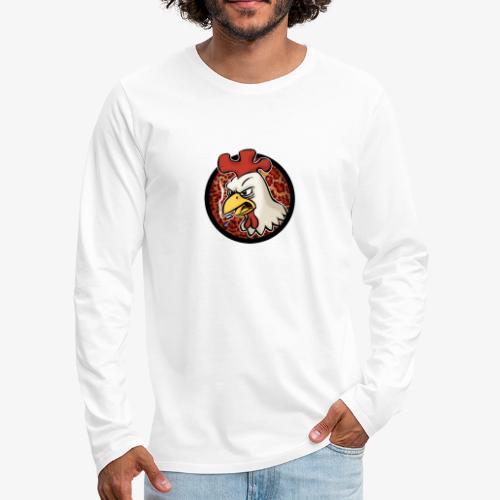 Smokin' Cock - Långärmad premium-T-shirt herr
