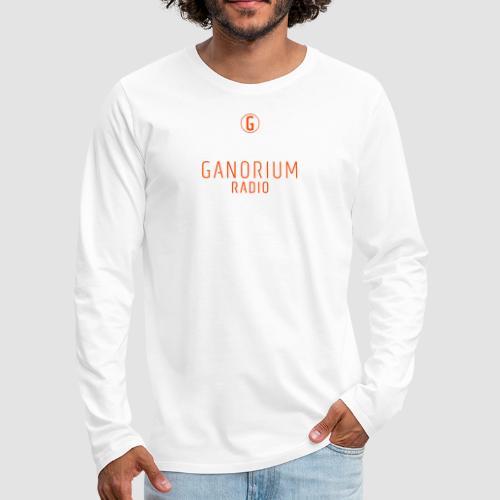 GR Logo (Stack) - Men's Premium Longsleeve Shirt